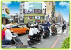 【嘉義-LED】嘉義市中山路與民生北路口